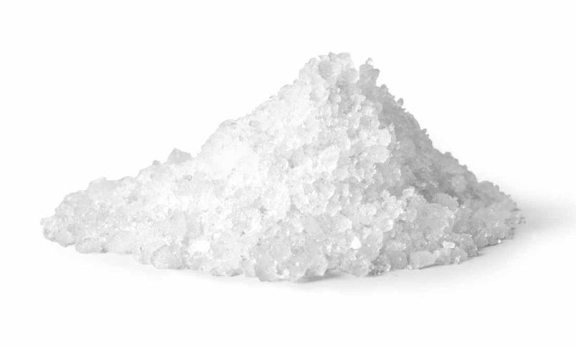 Salzkristalle